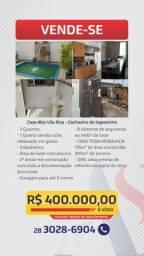 Casa Alto Vila Rica - Cachoeiro de Itapemirim<br>Rua Rita Rafael de Freitas