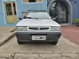 Fiat Uno Mille Fire 1.0 Branco 2002