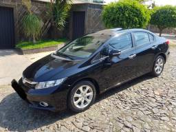 Honda Civic EXS 1.8 Flex 2012
