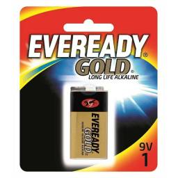 Bateria Eveready Gold 9v