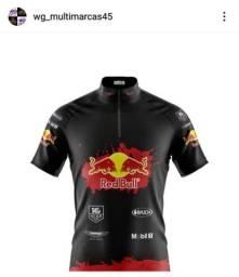 Camisas pra ciclista