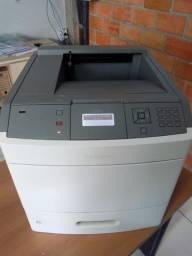 Impressora Lexmark T654, revisada e com garantia