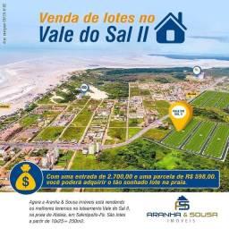 Terrenos na praia do Atalaia, em Salinópolis-Pa!