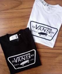 Camisetas Vans (Originais)