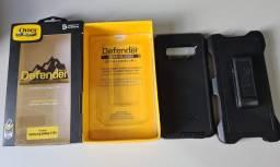 Capa Case Resistente Otterbox Galaxy S10+ Defender Black
