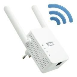 Repetidor de sinal wi-fi 300mbpa sem fio