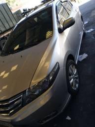 Honda city 2013 automático IPVA pago