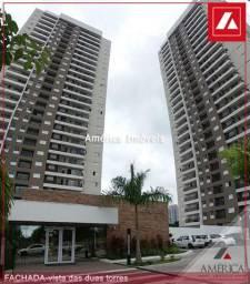 Oportunidade, Apartamento Ed. Alvorada, 72 m², com móveis planejados