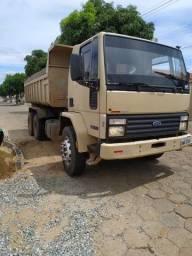 Caminhão caçamba truck Ford 2322