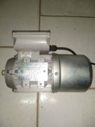 Motor 4p 0,16cv (0,12kw) Mono 127/220v 60hz Ip55 63b5