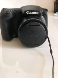 Canon - semi profissional, sem defeitos