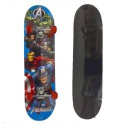 Skate Infantil Marvel Avengers 80cm