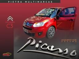 Título do anúncio: Citroen C3 picasso 2012 1.6 flex gl manual
