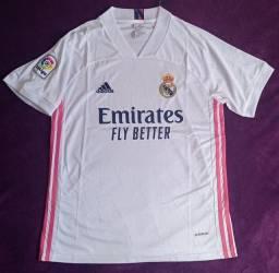 Camisa do Real Madrid (disponível: M)