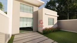 Casa com 2 dormitórios à venda, 64 m² por R$ 220.000,00 - Extensão Serramar - Rio das Ostr