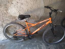 Bicicleta 21 macha