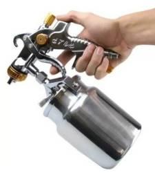 Pistola De Pintura Hvlp Ch Hs-100 Chiaperini