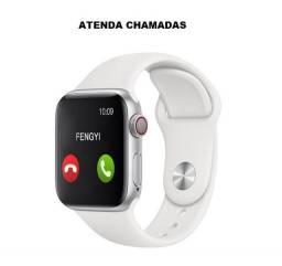 Relógio Smartwatch Iwo Max T500 Original - Branco