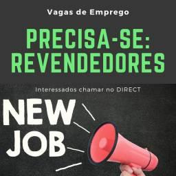 Área Comercial- Vaga de emprego