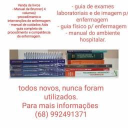 Manua de Brunner também conhecido como a bíblia do enfermeiro