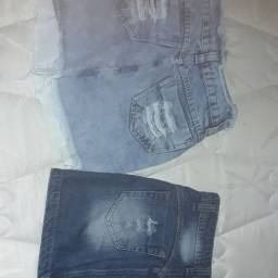 Saia Jeans - Semi Novas