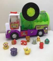 Caminhão Trash Pack com monstrinhos!!