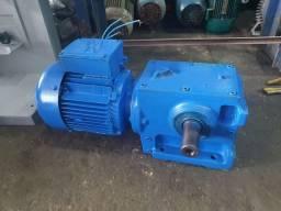 Motoredutor SEW 2cv 32 RPM redutor de velocidade