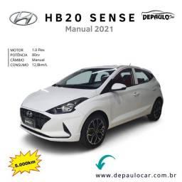 Hb20 Sense 1.0 manual 2021