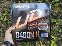 Placa Mãe Gigabyte B460M H M.2 / LGA1200