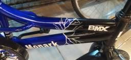 Monark BMX aro 16!! Dois pneus novos, semi-nova