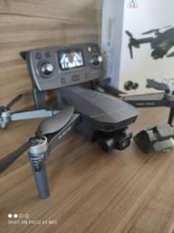 Drone SG907 Max Câmera 4k Gimbal 3 Eixos 1,2km GPS