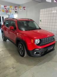 Jeep Renegade  completo   2016   Financio/Troco