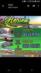 Viagem pra Santa Catarina