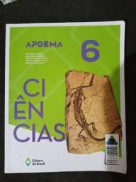 Livro de Ciências Apoema 6° ano