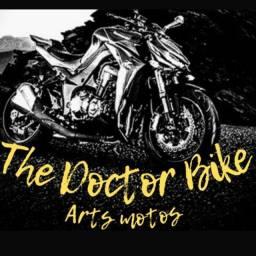 Oficina de pintura especializada em motocicletas tdb artsmotos