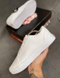 Título do anúncio: Tênis Vans Tradicional Branco