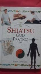 Título do anúncio: Livro Shiatzu - Guia Prático