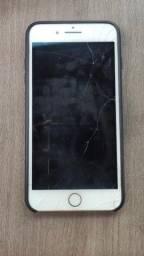 iPhone 8 Plus 256 gb completo