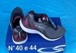 Tênis Olympikus número 40 e 44/ Novo e Original com garantia