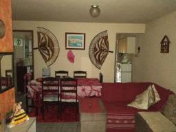 Casa, 2 quartos, mobiliada, condomínio fechado em Paranaguá, PR.