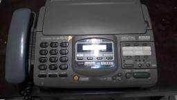 Fax Panasonic antiguarias funcionando