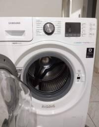 Vendo máquina de lavar SAMSUNG eco bubble 10kg 127v