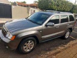Vendo Jeep Grand Cherokee Limited 4.7 ano 2008