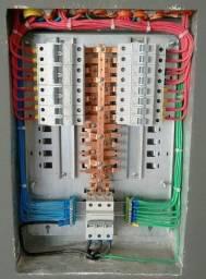 Eletricista residencial e industrial