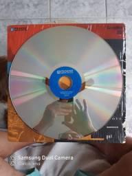 Laserdisc digital round do Phil Collins