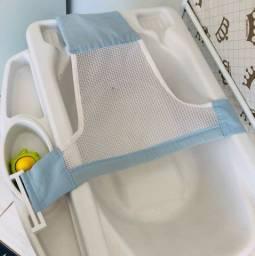 Rede de banho para bebê