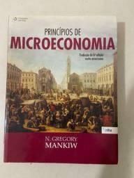Livro de Microeconomia Mankiw 6ed