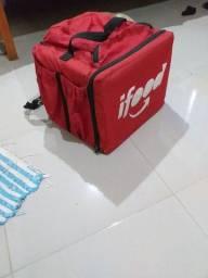 Bag térmica para motoboy caixa grande!!