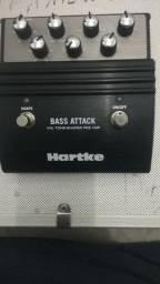 Pedal Hartke bass atack