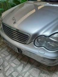 MERCEDES BENZ  C 320 2001 UNICO DONO,  V6 Avantgarde , Tiptronic